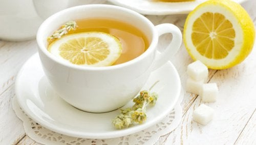 limon kanuğu çayı