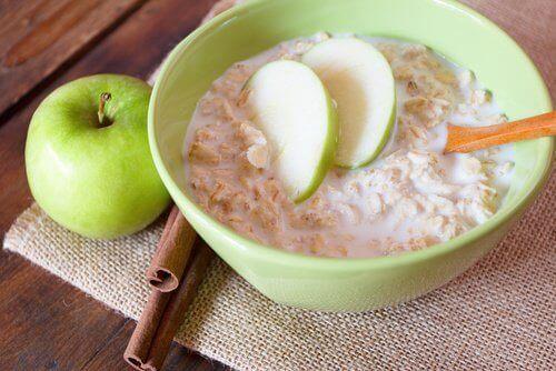 Yulaf ve Yeşil Elmanın Sağlığa Yararları