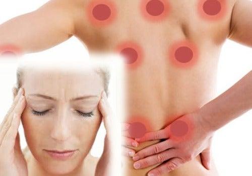 fibromiyalji ve kadın