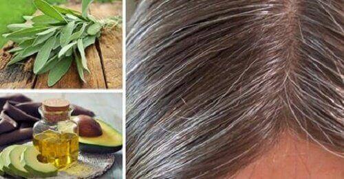 Saçların Beyazlaması: Nedenleri ve Çözümleri
