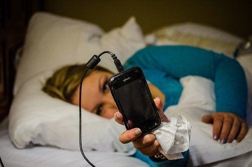 cep telefonu yatak 1