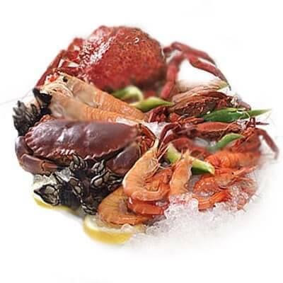 deniz ürünler