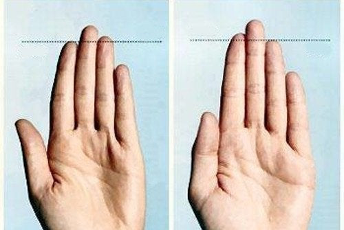 Parmaklarınızın Hakkınızda Söylediği 8 Şey