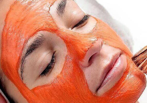 havuç maskesi