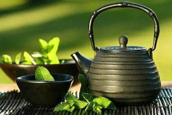 japon çayı