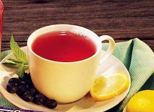 kızılcık çayı 1