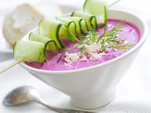pancar çorbası 2