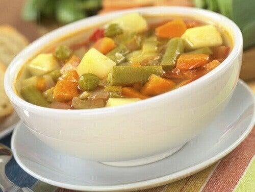sebze-çorbası