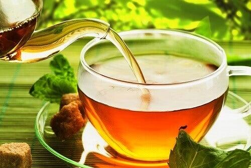 sindirici çay