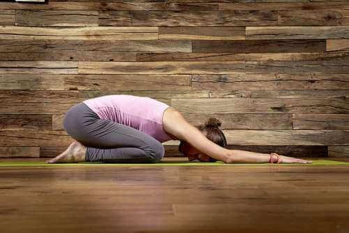 yoga rahatlamak