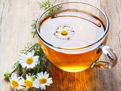 diş gıcırdatma sakinleştirici çay