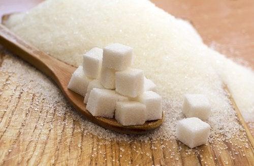 şeker kübü