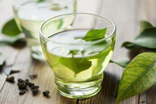 kabızlık için yeşil çay
