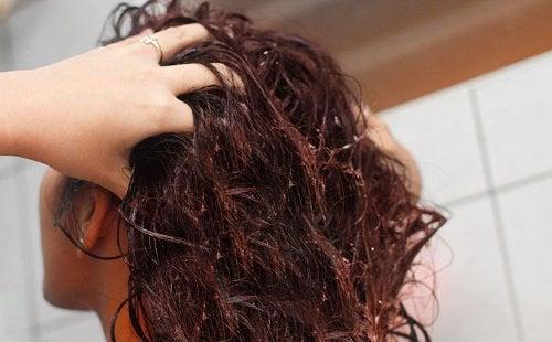 Keten Tohumu Suyu Saçlarınızı Güçlendirir