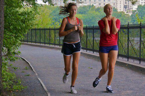 vücuttaki iltihabı atmak için spor