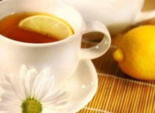 limon cayi