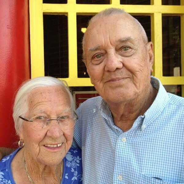 75 yıllık evli çift