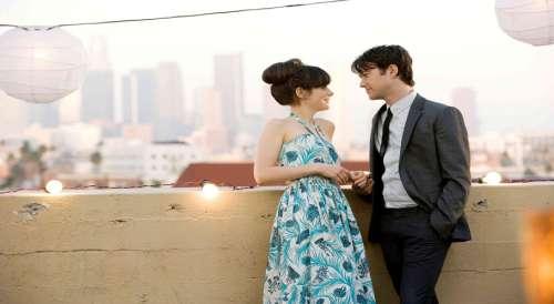 romantik çift