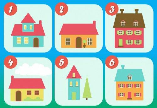Kişilik Testi: Bu 6 Evden Hangisi Sizin Hayaliniz?