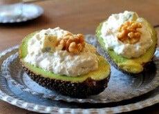 avokado-yemeği