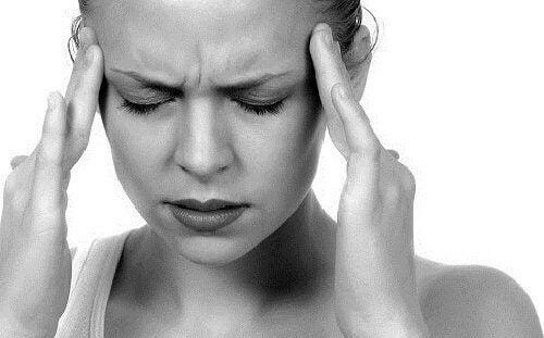 baş ağrısı için vicks