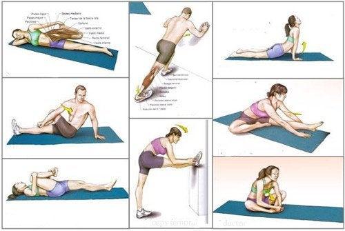 Vücut Şeklini Koruyan En İyi Esneme Hareketleri