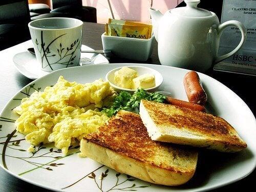 kahvaltı enerji