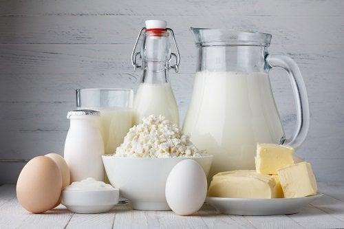 kalsiyumlu gıdalar