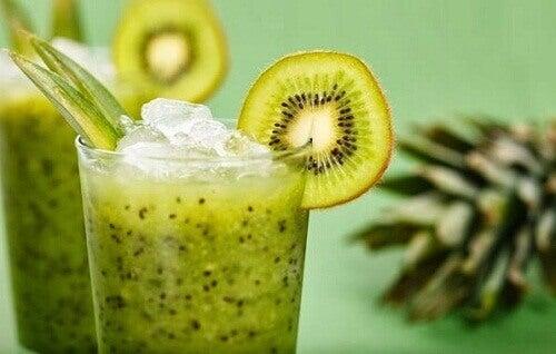 kivi smoothie 3