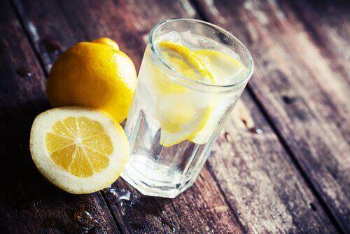 misket limonlu kokteyl