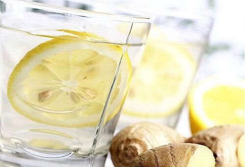 pankreas sağlığı için limon zencefil