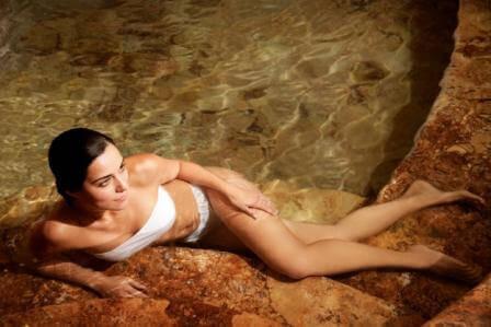 sıcak havuz