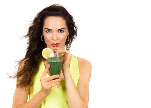 yeşil-içecekler