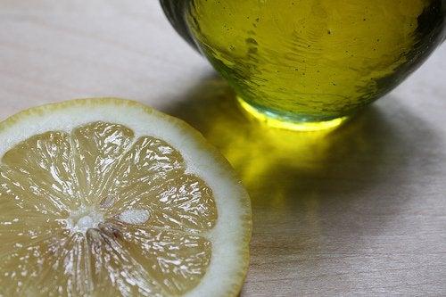 zeytinyağı ve limon
