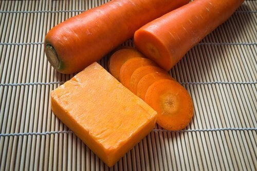 peynir ve iki havuç