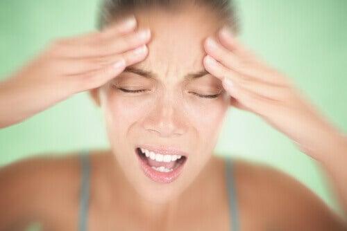 kadınlarda migren
