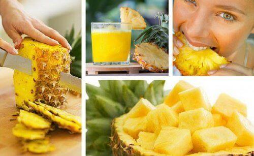 Ananas Detoksu Nasıl Yapılır?