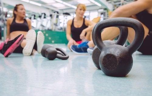 egzersiz arası dinlenme