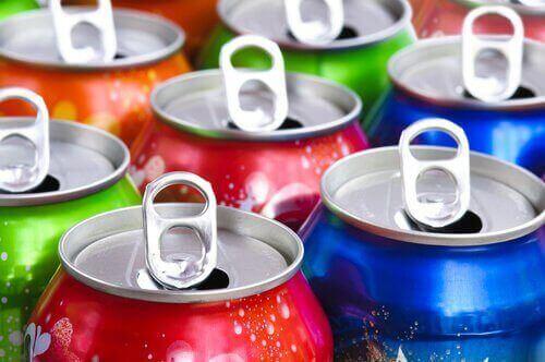 gazlı içecekler
