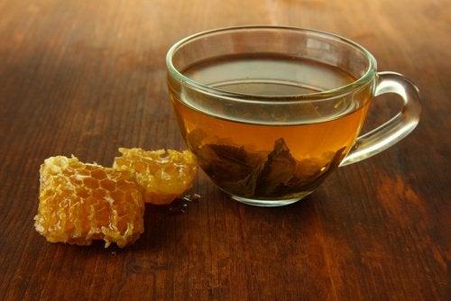 bal çayı