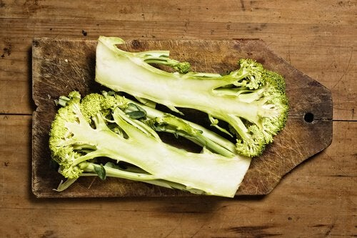 brokoli sapı