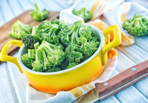 Brokoli Yemenin En İyi Yolu