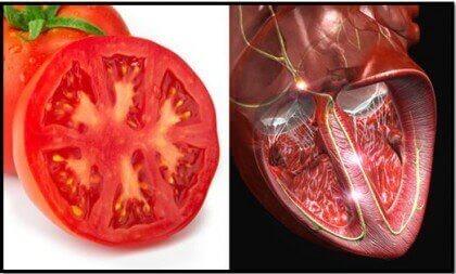 kalp domates