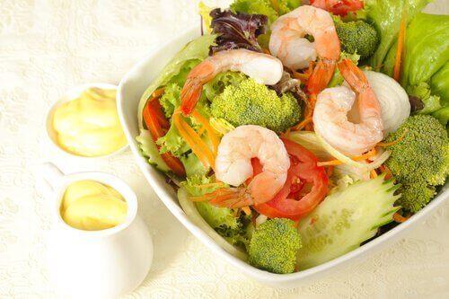 karides brokoli