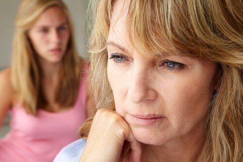menopozlu kadın