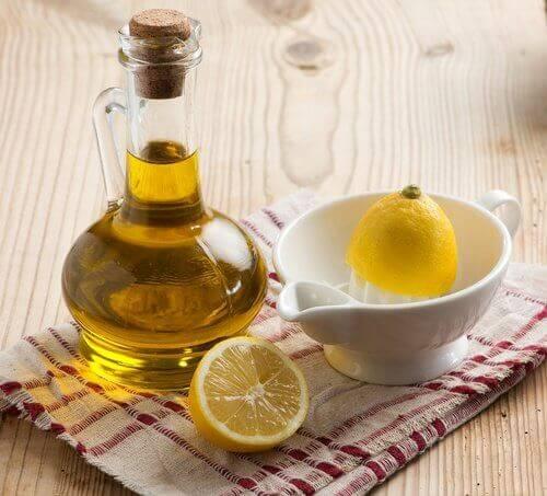 zeytinyağı-limon