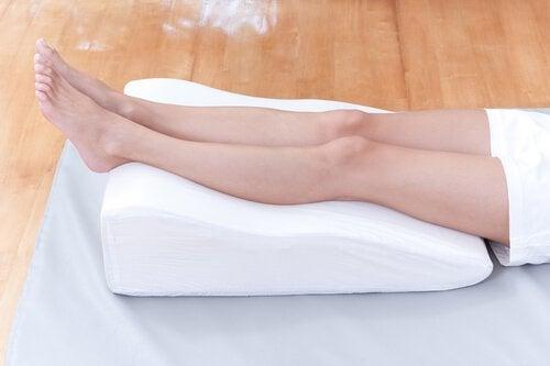 bacak yastğı