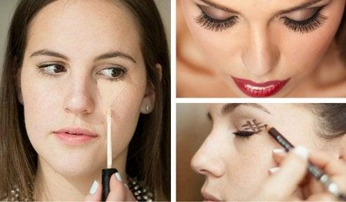 Daha İfadeli bir Görünüş İçin 12 Makyaj Hilesi