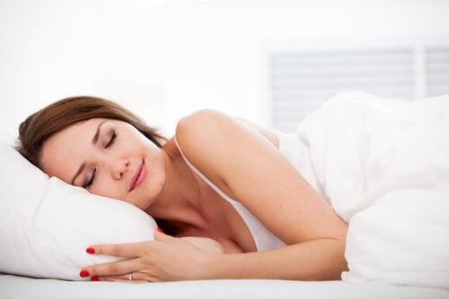 huzurlu uyku