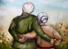 yandan sarılma